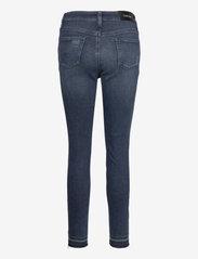 Calvin Klein - HIGH RISE SKINNY ANKLE - slim jeans - dark blue - 1