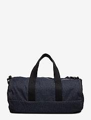 Calvin Klein - DENIM OMEGA DUFFLE - weekend bags - blue denim - 1