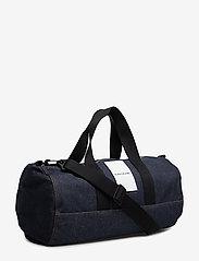 Calvin Klein - DENIM OMEGA DUFFLE - weekend bags - blue denim - 2