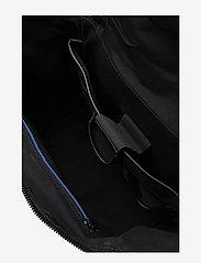 Calvin Klein - ILAY JACQUARD BACKPA - ryggsäckar - black/dusty ivory - 5