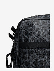 Calvin Klein - CK MONO LAPTOP BAG E - tietokonelaukut - black monogram - 3