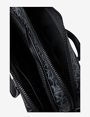 Calvin Klein - CK MONO LAPTOP BAG E - tietokonelaukut - black monogram - 5