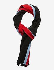 Calvin Klein - J STRIPEY GIFTSET - sjaals - black beauty - 0