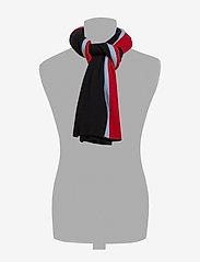 Calvin Klein - J STRIPEY GIFTSET - sjaals - black beauty - 1