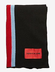 Calvin Klein - J STRIPEY GIFTSET - sjaals - black beauty - 2