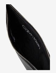 Calvin Klein - FLEX DOCUMENT CASE, - portefeuille classique - black - 3
