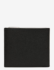 Calvin Klein - CKJ MICRO PEBBLE BILLFOLD - wallets - black - 1