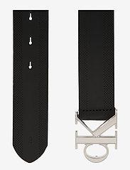 Calvin Klein - CKJ GYM CLASS MONOGR - ceintures classiques - black - 1
