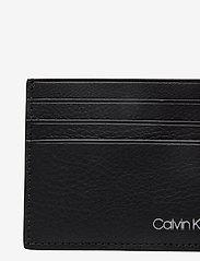 Calvin Klein - CK QT POCKET CARD HOLDER - cardholder - black - 3