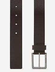 Calvin Klein - ESSENTIAL PLUS 35MM - belts - dark brown - 1