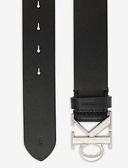Calvin Klein - CKJ MONO HARDWARE 35MM - ceintures classiques - black - 1
