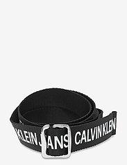 Calvin Klein - CKJ OFFDUTY TAPE 35MM - gevlochten riemen - black - 0