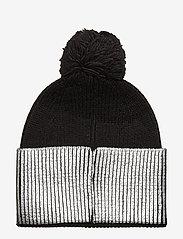 Calvin Klein - LAMINA BEANIE - huer - black - 1