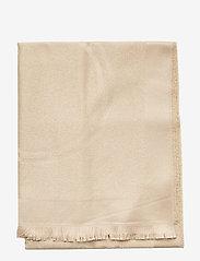 Calvin Klein - LUREX STOLE - tørklæder - champagne - 1