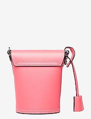 Calvin Klein - LOCK BUCKET MICRO - bucket-laukut - coral - 1