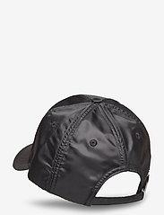 Calvin Klein - EMBROIDERY LOGO SATIN BB CAP - caps - black - 2