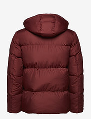 Calvin Klein - LIGHT DOWN MID LENGT - padded jackets - iron red - 3