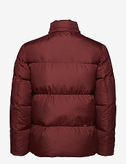 Calvin Klein - LIGHT DOWN MID LENGT - padded jackets - iron red - 4