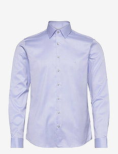 TWILL EASY IRON SLIM SHIRT - basic overhemden - light blue