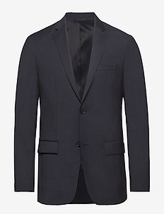 MODERN TEXTURED SUIT - single breasted blazers - sky captain