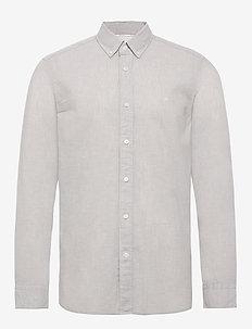 BUTTON DOWN COTTON L - basic overhemden - alloy