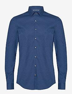 PRINTED STRETCH SLIM SHIRT - formele overhemden - stellar