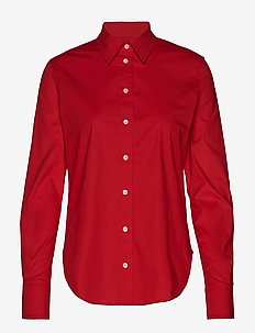 CLASSIC SHIRT LS, 62 - RACING RED
