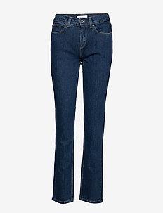 SLIM JEAN - MID BLUE - slim jeans - meghan mid blue