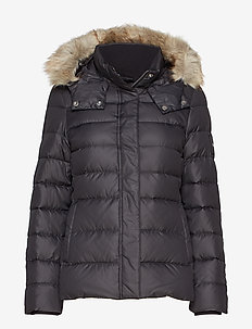 ESSENTIAL DOWN JACKET - gefütterte & daunenjacken - calvin black