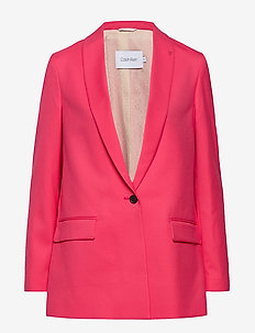 COLOURED SUIT LONG B - island pink