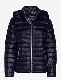 ESSENTIAL LT DOWN JACKET - padded jackets - calvin navy