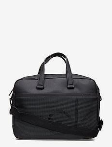 CK POINT LAPTOP BAG - BLACK