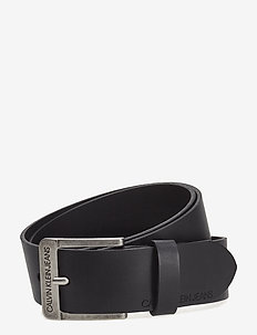 J 4CM CKJ BELT - belts - black