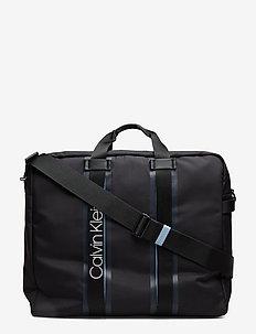 CLASH SQ WEEKENDER - laptoptaschen - black