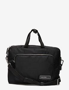 PRIMARY 1 GUSSET LAP - laptop bags - black