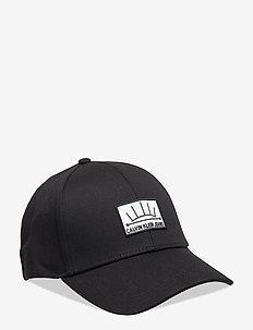 J SCOUT PATCH CAP M - BLACK BEAUTY