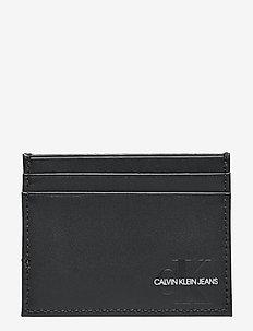 MONOGRAM CARDHOLDER - BLACK