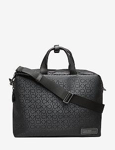 INDUSTRIAL MONO SLIM - laptop bags - black