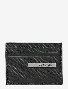 CARBON LEATHER CARDH - BLACK