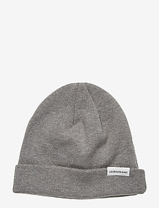 J WATCH BEANIE - MID GREY HEATHER