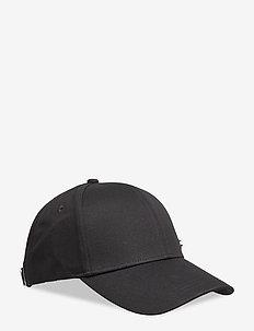 SIDE LOGO CAP - BLACK