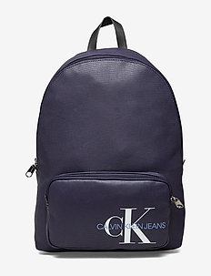 COATED COTTON CAMPUS - NAVY