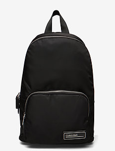 PRIMARY ROUND BACKPACK - CK BLACK