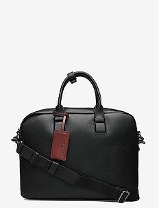 CK BOMBE' LAPTOP BAG - laptop bags - ck black