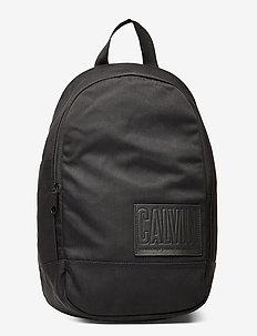 CKJ NYLON UTILITY RO - plecaki - black