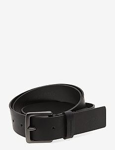 CKJ UNIFORM CLASSICADJBELT 35 MM - riemen - black