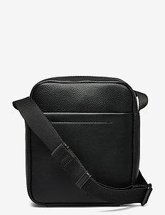 CK DUTY  MINI REPORT - shoulder bags - black