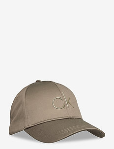 CK TPU BB CAP - czapki - dark olive
