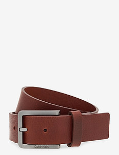 ESSENTIAL PLUS 35MM - belts - dark tan