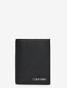 CK QT POCKET MINI 6CC - klassinen lompakko - black